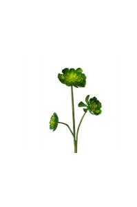 Суккулент Капуста кустовая искусственный зеленый 45 см (Real Touch)