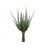 Куст Алоэ искусственный без кашпо зеленый 58 см