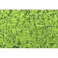 Мох искусственный зеленые островки 200 x 100 см