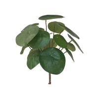 Пилея куст искусственный зеленый 25 см