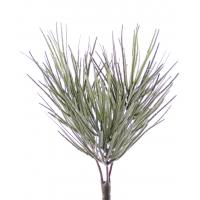 Трава Хвощ искусственная серо-зеленая 31 см
