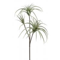 Тилландсия искусственная ветка серо-зеленая 90 см