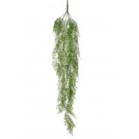 Папоротник Адиантум ампельный искусственный зеленый 105 см