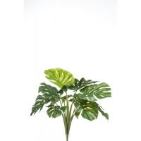 Монстера куст искусственная зеленая 60 см