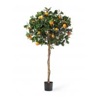 Мандарин Голден Оранж искусственный штамбовый 120 см