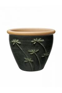 Кашпо deroma graminees vaso 34 palude d34 h27 см
