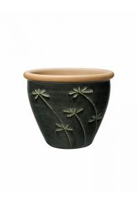 Кашпо deroma graminees vaso 14 palude d14 h12 см